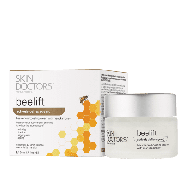 Beelift Carton & Jar