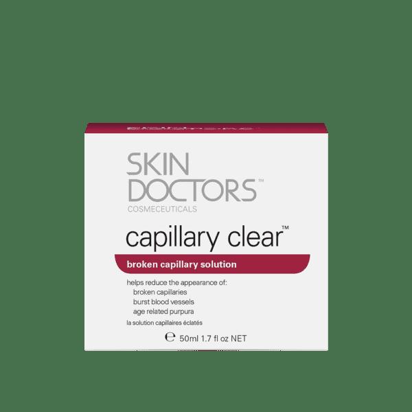Capillary Clear Carton
