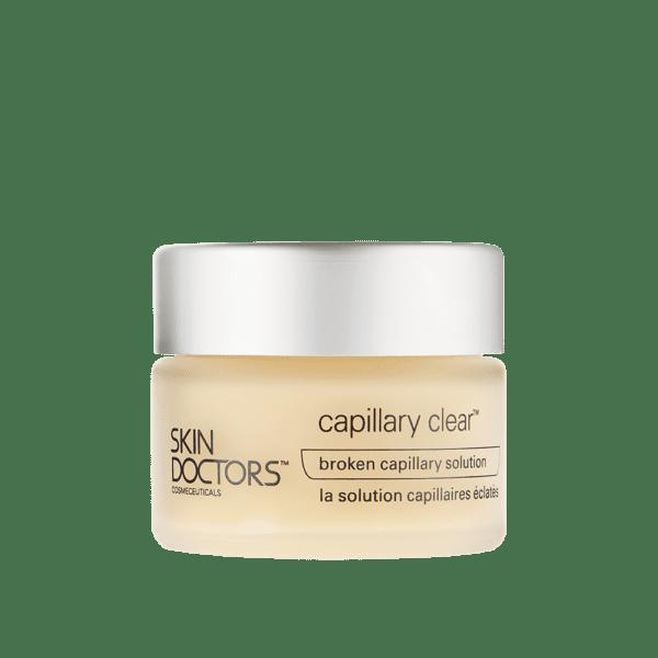 Capillary Clear Jar