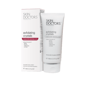 Exfoliating Crystals Carton & Tube
