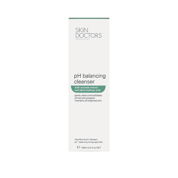 pH Balancing Cleanser Carton