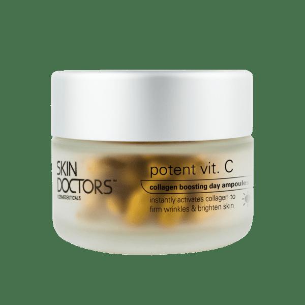 Potent Vitamin C Ampoules Jar