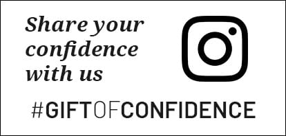 Share Your Confidence Instagram