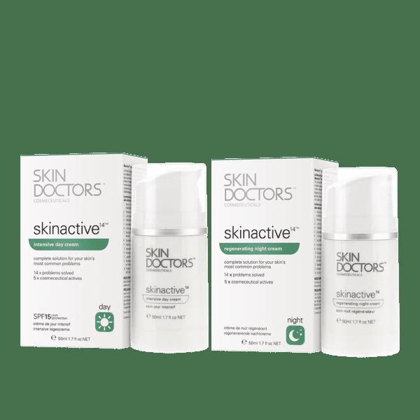 Skin Doctors Skinactive14 Day & Night Duo Pack