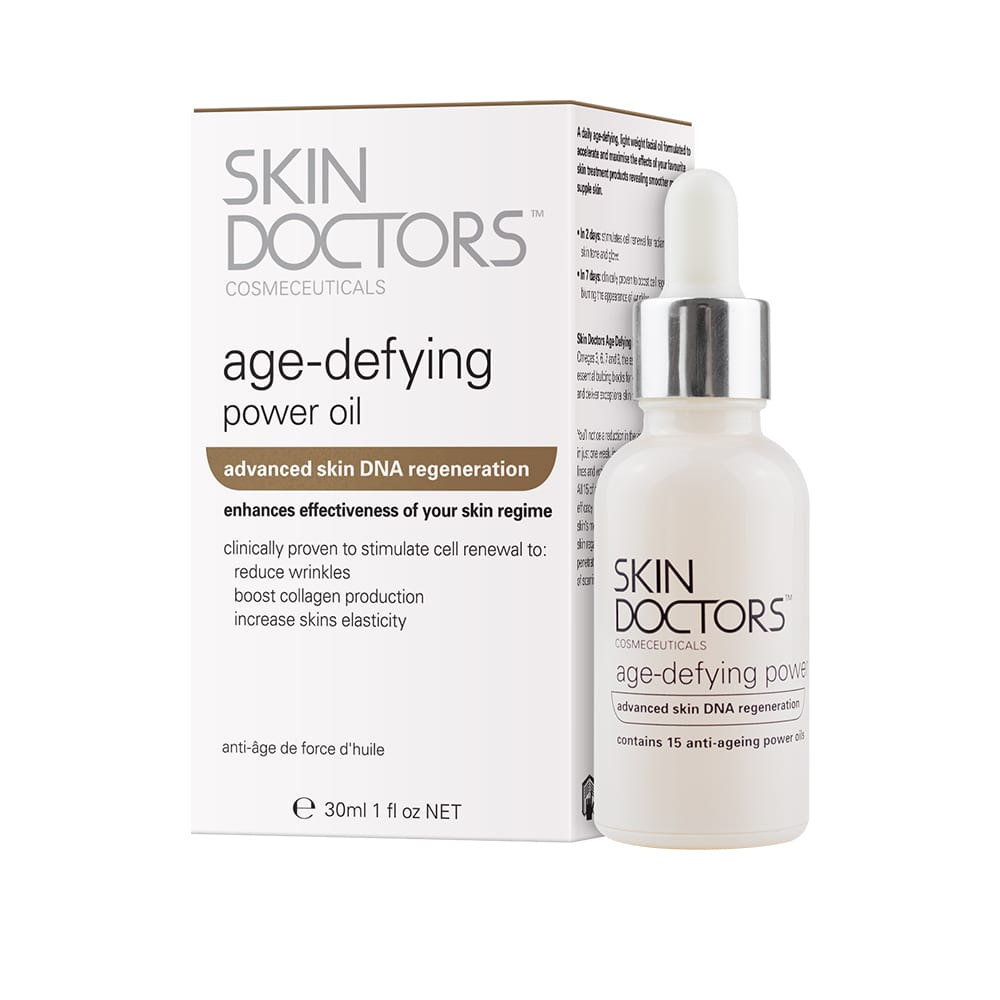 Any Dr watts age defying facial treatment with