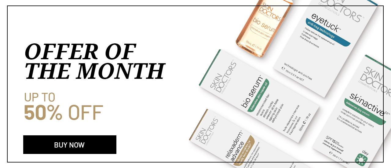 Offer of the Month Banner Desktop